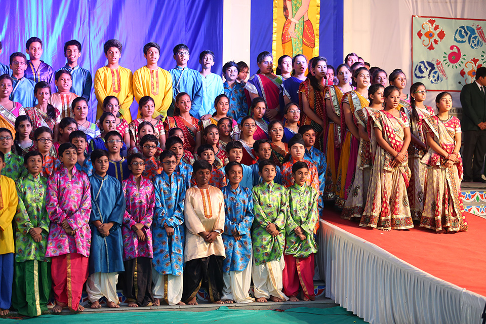 Annual Concert Secondary