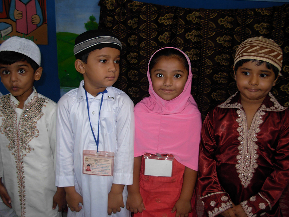 Pre Primary - CELEBRATIONS EID