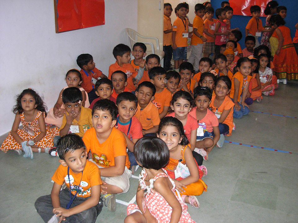 Pre Primary - ORANGE DAY